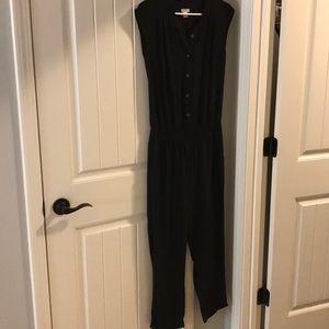 J. Crew black jumpsuit